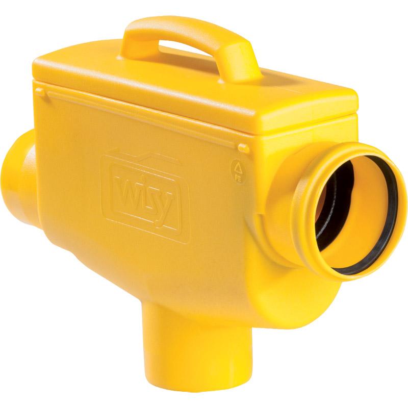 LineAr rainwater filter