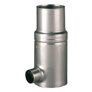 Wisy downpipe garden filter