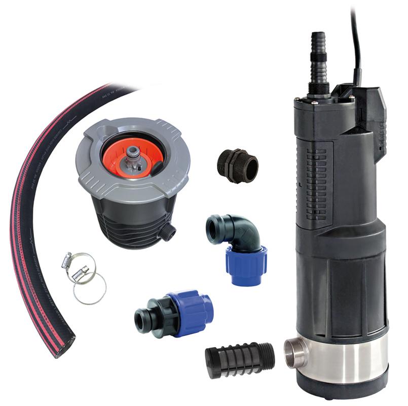 Divertron 1000 pump kit for rainwater tanks