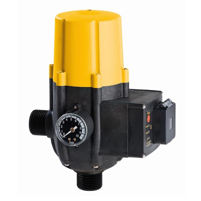 Zeta pump controller