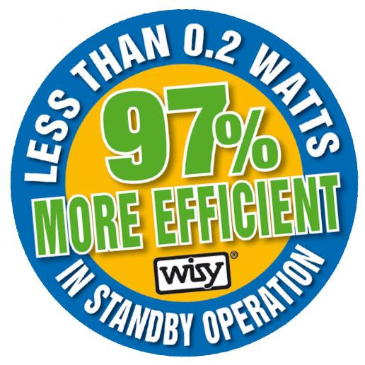 97 per cent logo